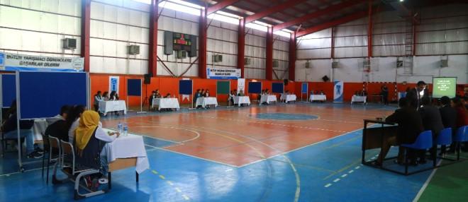 Tuşba'da Bilgeler Yarışıyor Ortaokullar Arası Bilgi Yarışması