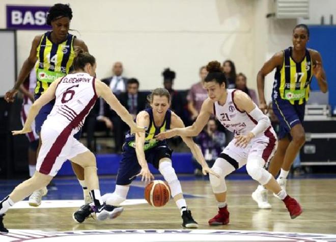Yakın Doğu Üniversitesi - Fenerbahçe Maçının Fotoğrafları