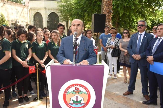 Ziya Paşa, Vefatının 137. Yıldönümünde Düzenlenen Törenle Anıldı