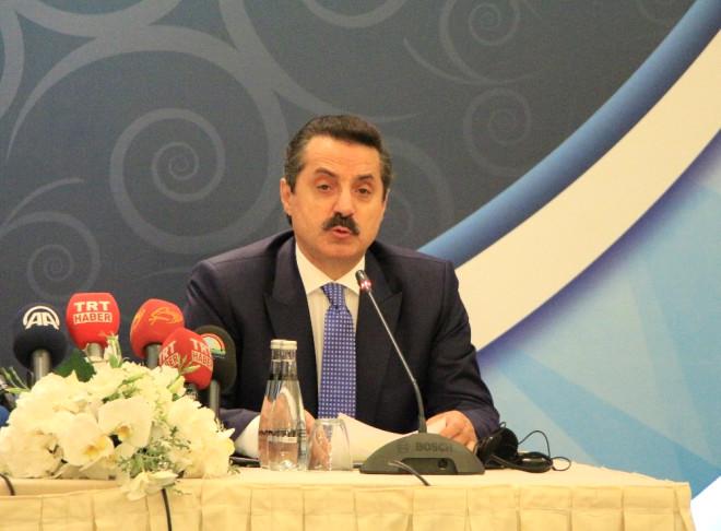Bakan Faruk Çelik: 'Gıda Güvenliği Bölge Koordinasyon Merkezi'nin Türkiye'de Kurulması Hususunda...