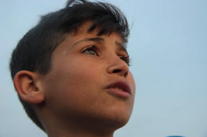 Bu Çocuklar Yüzlerce Kilometre Uzaktan Gelip 5 Ay Çadırlarda Yaşıyor