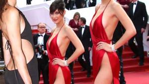 Cannes Film Festivali'nin Gördüğü En Cesur Kıyafetler