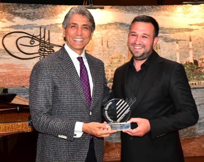 Corporate Games Yarışlarında Dereceye Girenlere Ödülleri Takdim Edildi