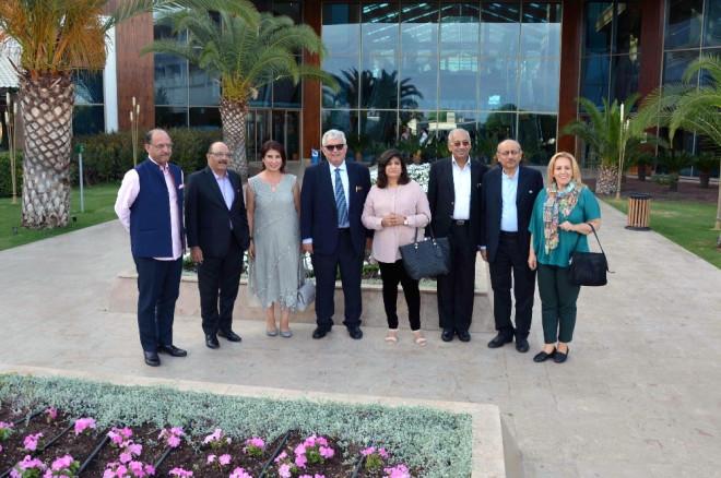 Hindistan Turizm Heyeti Türkiye'de