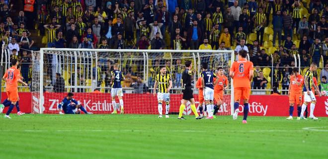 Medipol Başakşehir Finale Yükseldi