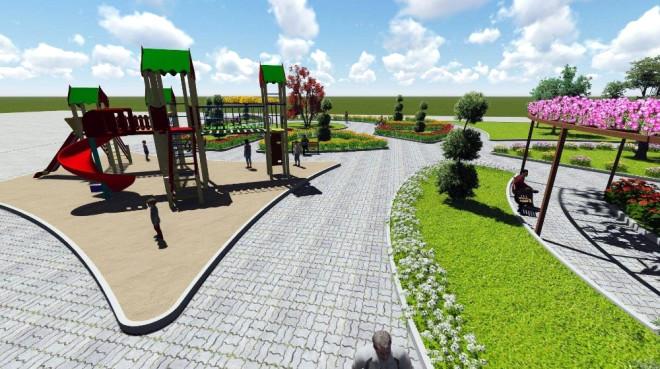 Nazilli Belediyesi Şirinevler'in Çehresini Değiştiriyor