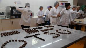 Ordu'da İşsiz Kadınlara 'Butik Çikolata' Eğitimi Başladı
