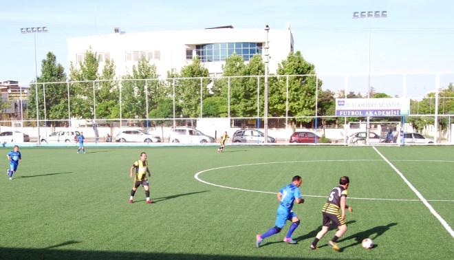 Tüfad Gaziantep Şubesi Sani Konukoğlu Futbol Turnuvası