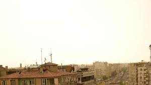 Diyarbakır ve Mardin Toz Bulutu Altında