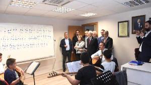 Kılıçdaroğlu Ataşehir'de Kültürevi Açılışı Yaptı