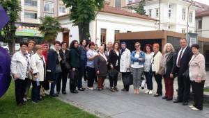 Kosovalı Kadınlar Samsun'da