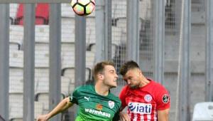 Antalyaspor- Bursaspor Fotoğrafları