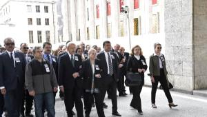 Kılıçdaroğlu, Malatya Eski Milletvekili Fırat'ın Cenaze Törenine Katıldı