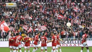 Sivasspor-Yeni Malatyaspor Fotoğrafları