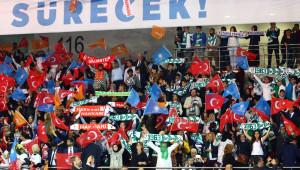 AK Parti 3. Olağanüstü Büyük Kongresi'nde Büyük Coşku