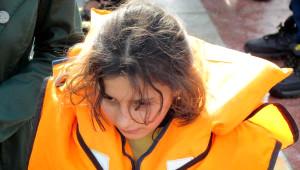 Çeşme'de 187 Kaçak Göçmen Yakalandı