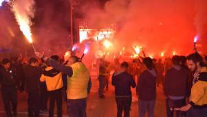 Sivas'ta Fenerbahçe Coşkusu