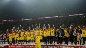 THY Euroleagu'de Şampiyon Fenerbahçe (2)
