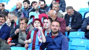 Trabzonspor-Medipol Başakşehir Fotoğrafları