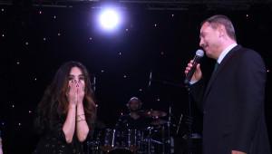 Ünlü Şarkıcı Betül Demir Kdz. Ereğli'de Çilek Güzeli Seçildi