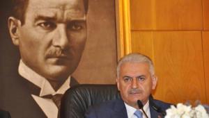 Başbakan Yıldırım: Domates Türkiye-Rusya İlişkilerinin Sembolü Oldu