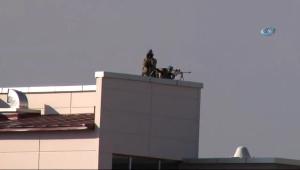 Genelkurmay Çatı Davasında Yoğun Güvenlik Önlemi