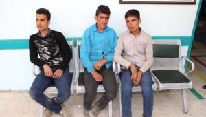 Kaçak Şahıslara Mehmetçik Şefkati