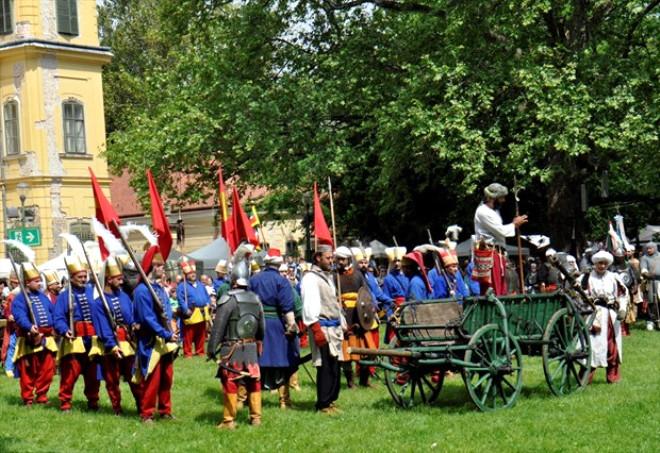 Macar-Osmanlı Günü Festivali Büyük İlgi Gördü