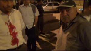 Malatya'da Özel Halk Otobüsü Tarandı: 3 Kişi Hafif Şekilde Yaralandı