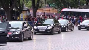 Rusya Başbakanı Medvedev, Ayasofya ve Sultanahmed'i Ziyaret Etti