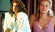 Sinemaya Damgasını Vuran Julia Roberts'in Eski Halinden Eser Kalmadı