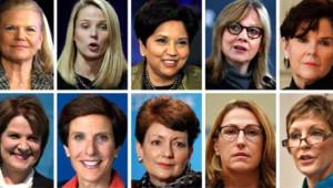 ABD'li Kadın CEO'lar Erkeklerden Daha Fazla Kazanıyor