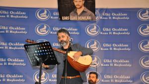 Ali Kınık ve Ahmet Şafak Konseri Yoğun İlgi Gördü