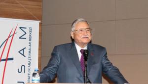 Erciyes Üniversitesinde 'Darbeler ve Yeni Türkiye' Konferansı