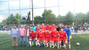 Bahar Kupası Şampiyonu Şehitlik
