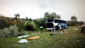 Başkent'teki Feci Kazada Ölen 8 Kişinin İsmi Belli Oldu