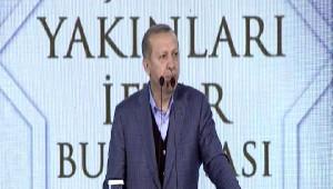 Cumhurbaşkanı Erdoğan Şehit Yakınları ve Gazilerle İftarda Biraraya Geldi