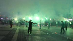 Denizli Denizlispor'da 51. Yıl Kutlamalarında Gerginlik