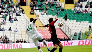 Bursaspor-Gençlerbirliği Ek Fotoğrafları