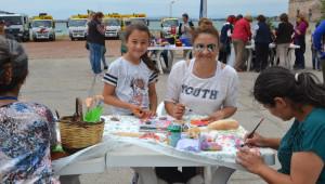 Çydd Genel Merkezi'nin 9. Türkan Saylan Çocuk Şenliği Ayvalık'ta Gerçekleştirildi