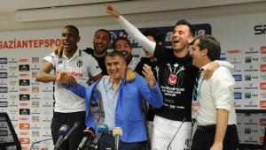 Gaziantepspor - Beşiktaş Maçının Ardından