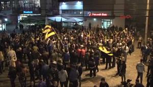 Kosova'da Şampiyonluk Kutlaması
