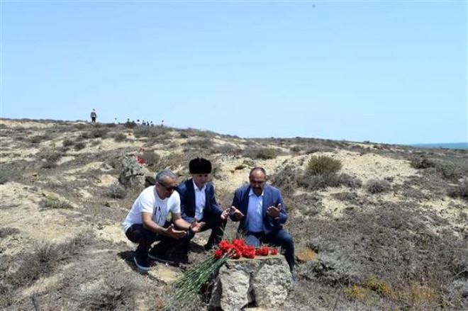 Türk Askerlerinin Esir Tutulduğu Nargin Adası İlk Kez Ziyaret Edildi