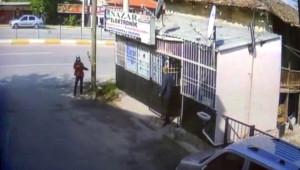 Elektronik Dükkanına Pompalı Tüfekle Saldırı: 1 Yaralı