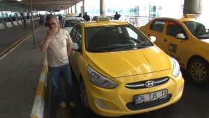 İbb: Tüm Taksilerin Havalimanından Yolcu Alacağı Haberleri Doğru Değil