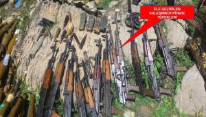 Bölücü Terör Örgütüne Kato Dağı'nda Bir Darbe Daha