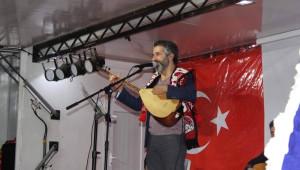 Gaziantep Ülkü Ocaklarından Muhteşem Konser