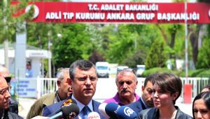 CHP Grup Başkanvekili Özel Şehitlerin Kimlik Tespiti 8 Ila 24 Saat Sürebilir