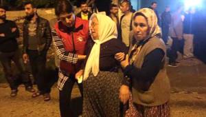 Helikopter Kazasında Şehit Düşen 13 Askerin Ailesi Yasta