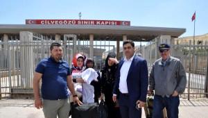 Suriyeliler, Ramazan ve Bayram Tatiline Gidiyor